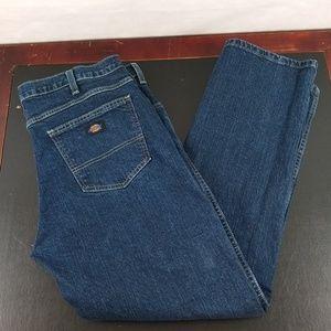 Dickies Jeans - Dickies Blue Jeans Tag Size 36 x 30 Regular